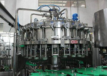 চীন Glass Automatic Bottle Filler Liquid Filling Machinery High Precision পরিবেশক